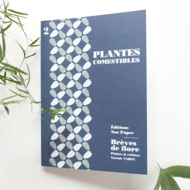 Livre Plantes comestibles