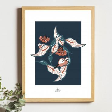 Tirage Oiseaux N°4