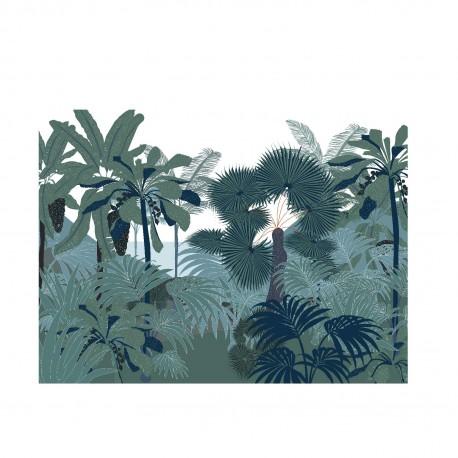 Panoramique Jungle N°1