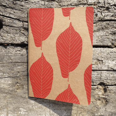 ORGANIC A5 - Dendro rouge