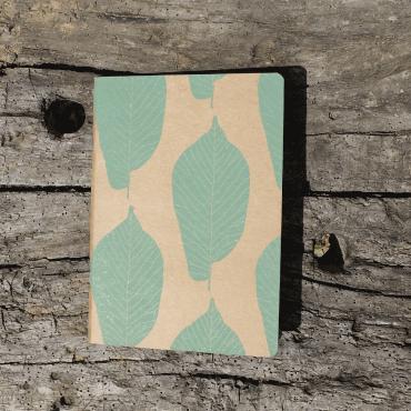 NOTEBOOK A5 - Dendro vert