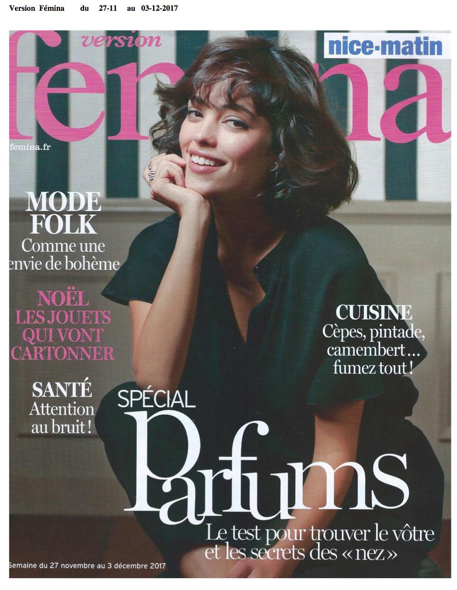 Le Magazine Fémina parle de Noe Paper