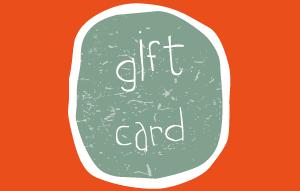 Carte cadeau Gift card noe-paper