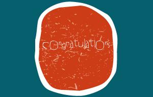 Carte cadeau congratulations noe-paper